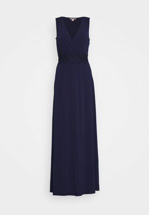 Vestido largo - evening blue