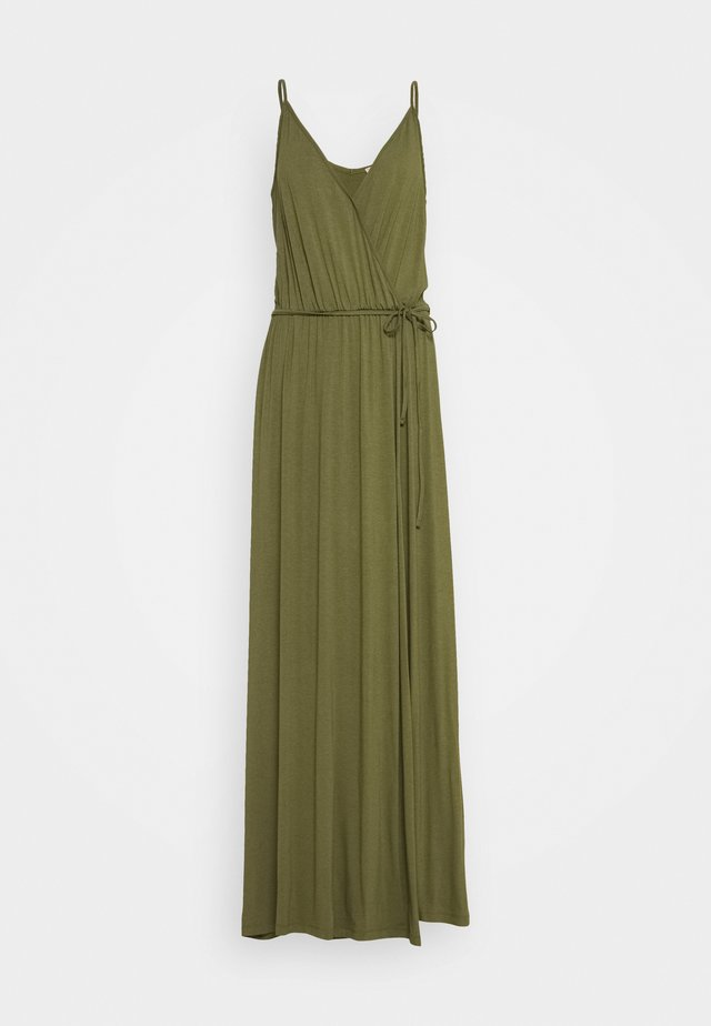 Robe longue - olive night