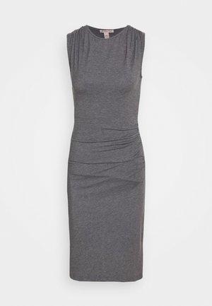 Robe fourreau - grey marl