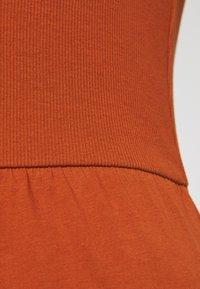 Anna Field - BASIC - JERSEY MAXI DRESS - Jerseyjurk - potter's clay - 2