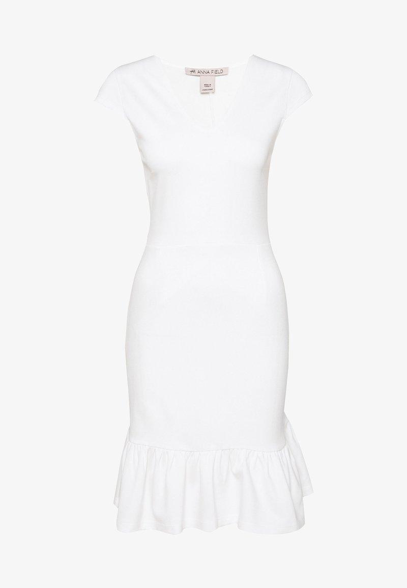 Anna Field - Robe fourreau - off-white