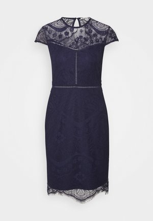 Vestido de tubo - evening blue