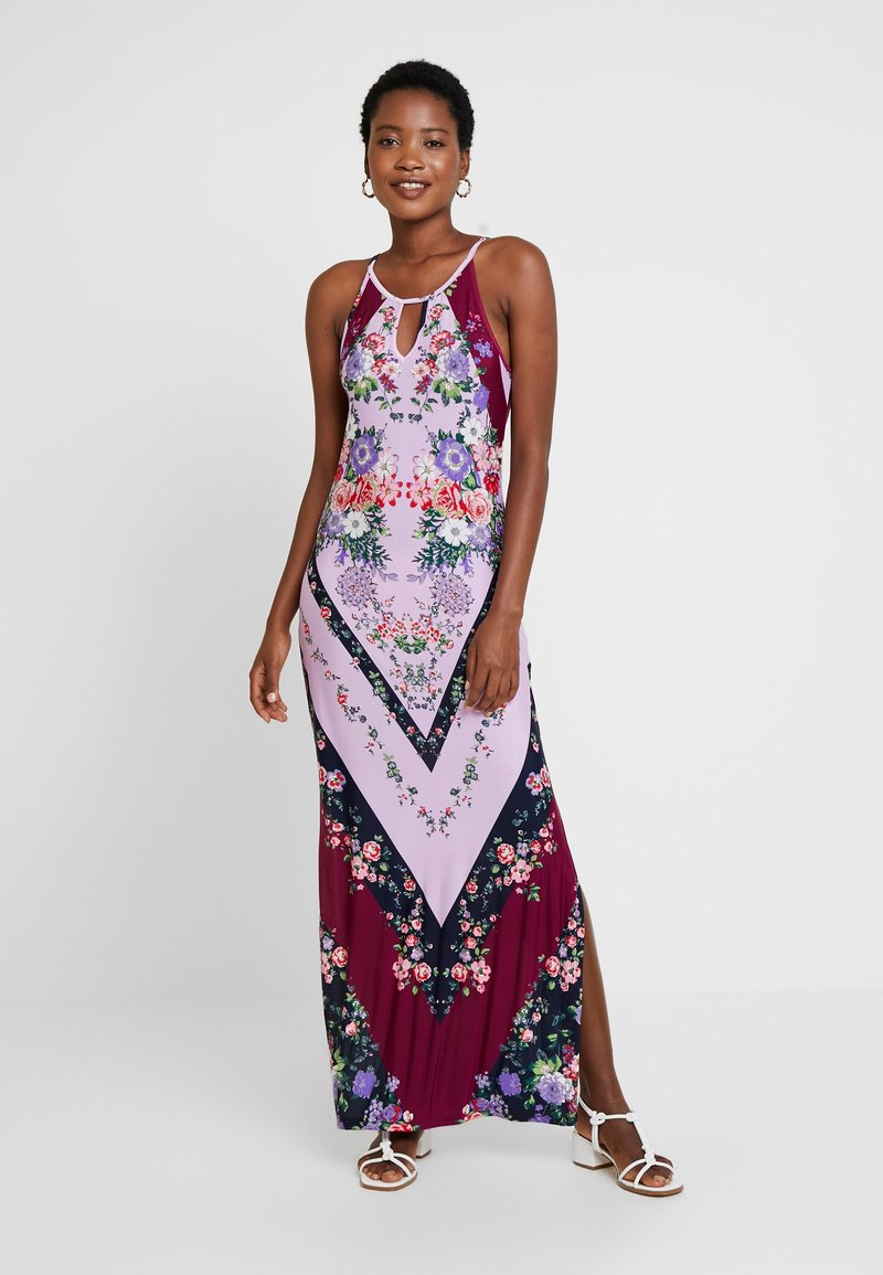 Anna Field - Maxi dress - light pink/white