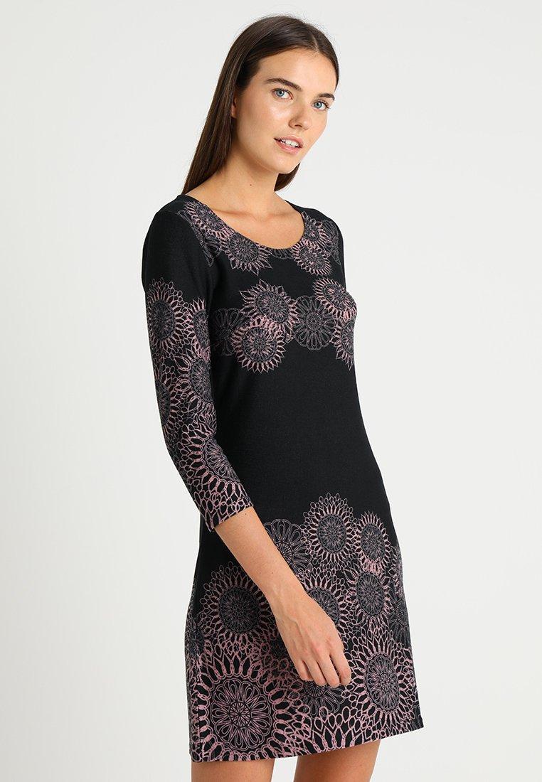 Anna Field - Vestido informal - black/rose