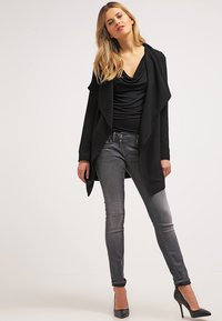 Anna Field - Print T-shirt - black - 1