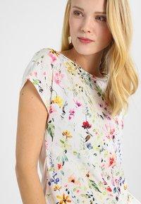 Anna Field - Print T-shirt - white/multicoloured - 4