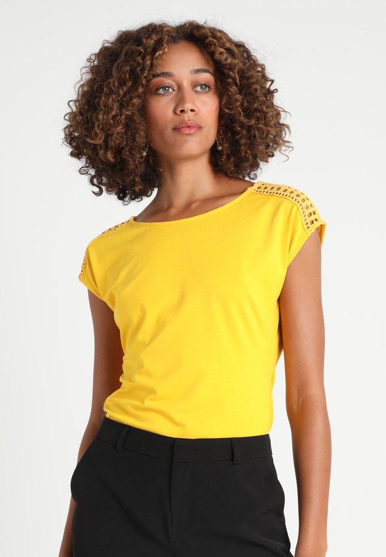 Anna Field - T-shirt basic - spectra yellow