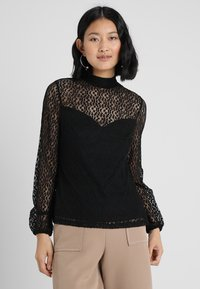 Anna Field - Blouse - black - 0