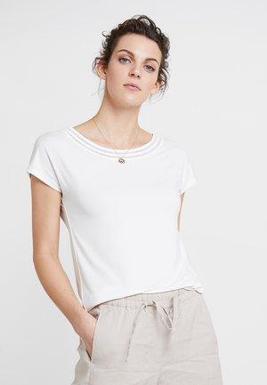 T-shirt basic - cloud dancer