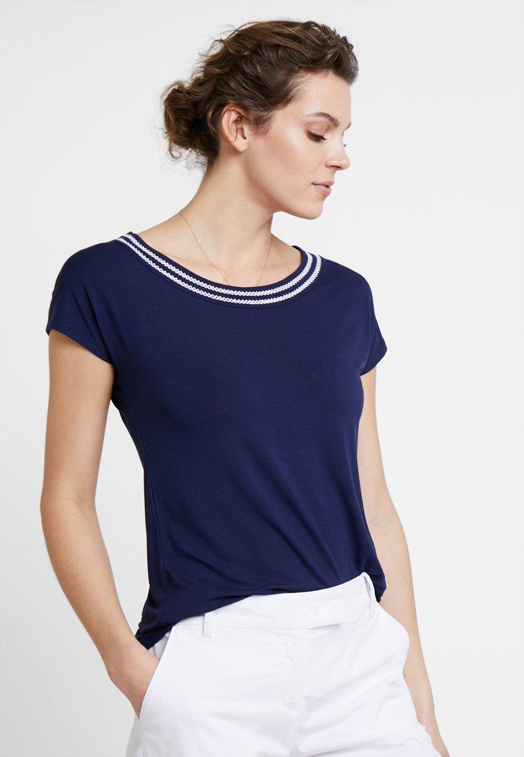 Anna Field - T-Shirt basic - maritime blue