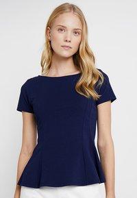 Anna Field - Jednoduché triko - maritime blue - 0