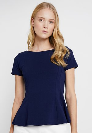 Basic T-shirt - maritime blue