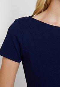 Anna Field - Jednoduché triko - maritime blue - 5