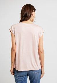 Anna Field - T-shirts med print - pale mauve - 2