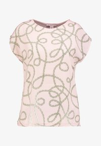 Anna Field - T-shirts med print - pale mauve - 4