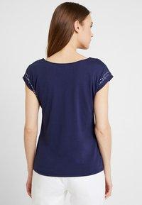 Anna Field - Camiseta estampada - maritime blue - 2