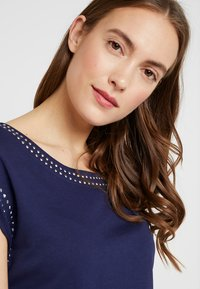 Anna Field - Camiseta estampada - maritime blue - 3