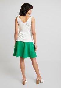Anna Field - Top - light green/white - 2