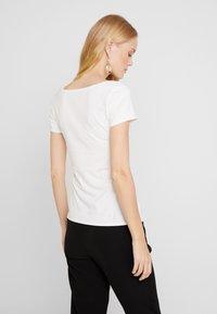Anna Field - T-shirt print - cloud dancer - 2