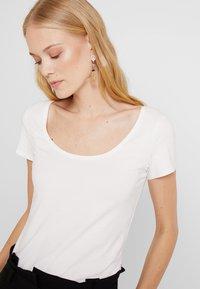 Anna Field - T-shirt print - cloud dancer - 3