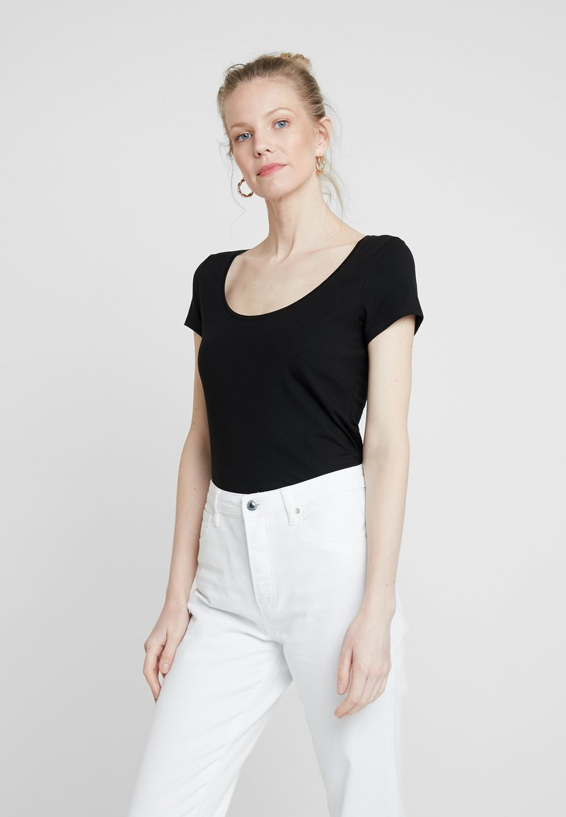 Anna Field - T-shirts print - black