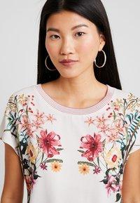 Anna Field - Print T-shirt - white - 4