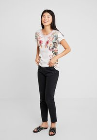 Anna Field - Print T-shirt - white - 1