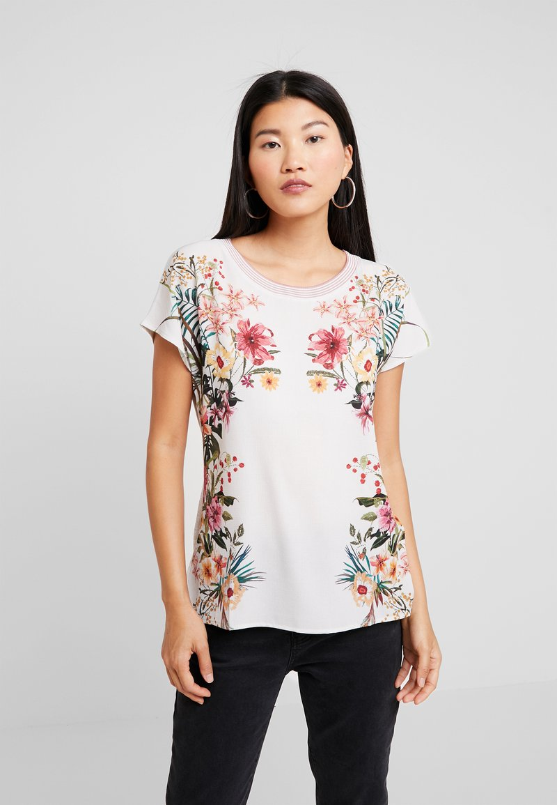 Anna Field - Print T-shirt - white