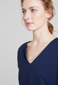 Anna Field - Triko spotiskem - navy blazer - 5