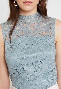 Anna Field - Topper - silver blue - 6