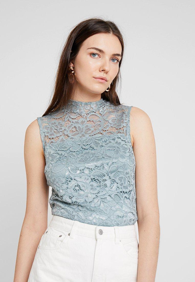 Anna Field - Topper - silver blue
