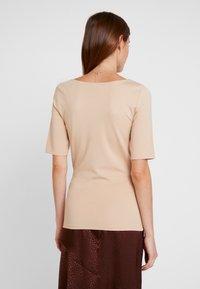 Anna Field - T-shirt z nadrukiem - cuban sand - 2