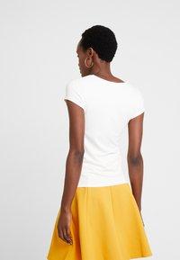 Anna Field - T-shirt med print - off white - 2