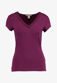Anna Field - T-shirts med print - purple potion - 3
