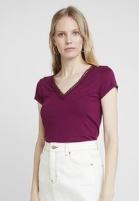 Anna Field - T-shirts med print - purple potion - 0