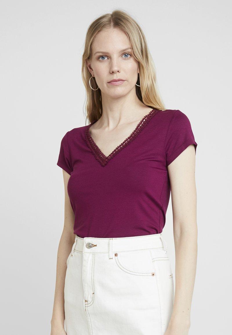 Anna Field - T-shirts med print - purple potion