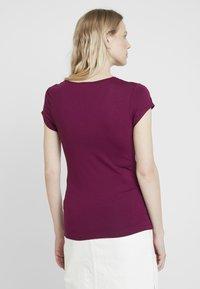 Anna Field - T-shirts med print - purple potion - 2