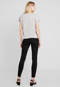 Anna Field - T-shirts med print - mottled grey - 2
