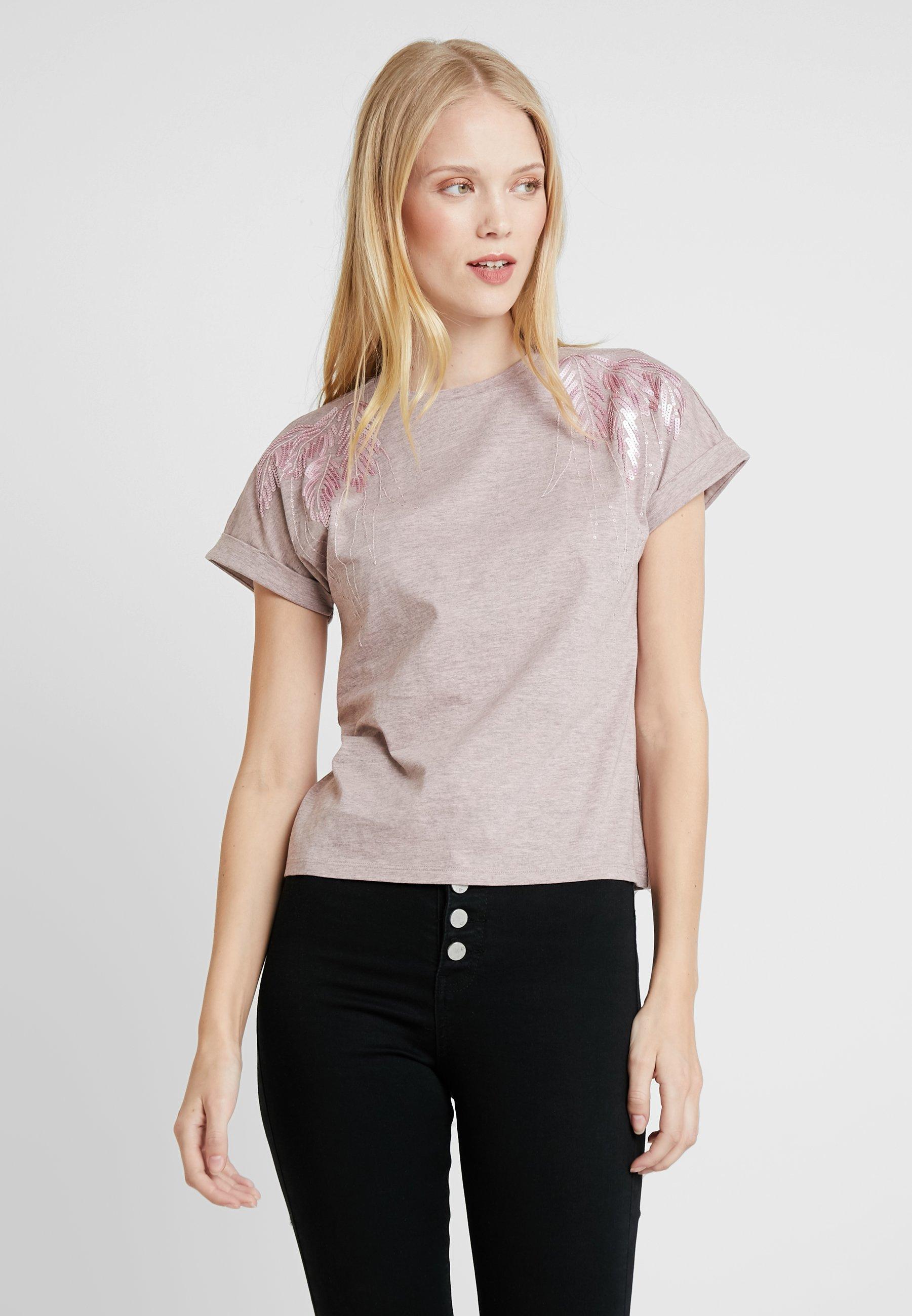 shirt ImpriméPale Mauve Anna Field T XOkiPuZT