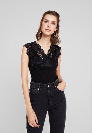 Linne - black/black