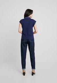 Anna Field - T-shirts med print - navy - 2