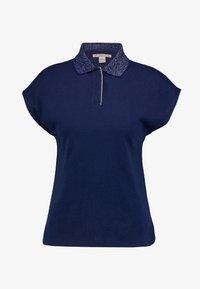 Anna Field - T-shirts med print - navy - 3