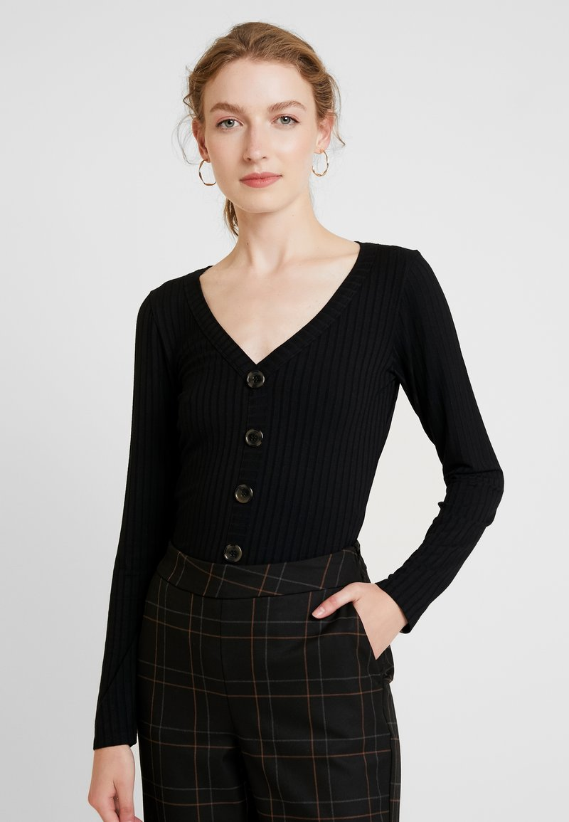 Anna Field - Camiseta estampada - black