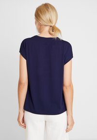 Anna Field - T-shirts med print - dark blue/multicoloured - 2