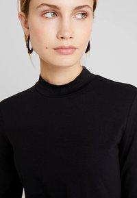 Anna Field - Maglietta a manica lunga - black - 5