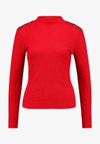 Anna Field - T-shirt à manches longues - goji berry - 4