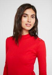 Anna Field - T-shirt à manches longues - goji berry - 3