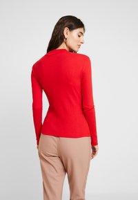 Anna Field - T-shirt à manches longues - goji berry - 2
