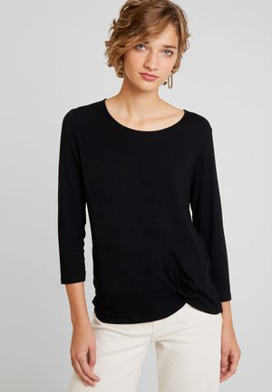 Pitkähihainen paita - black