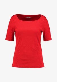 Anna Field - TSHIRT BASIC - Long sleeved top - goji berry - 4